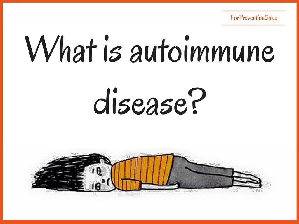 Barbara Grubbs - what is an autoimmune disease?