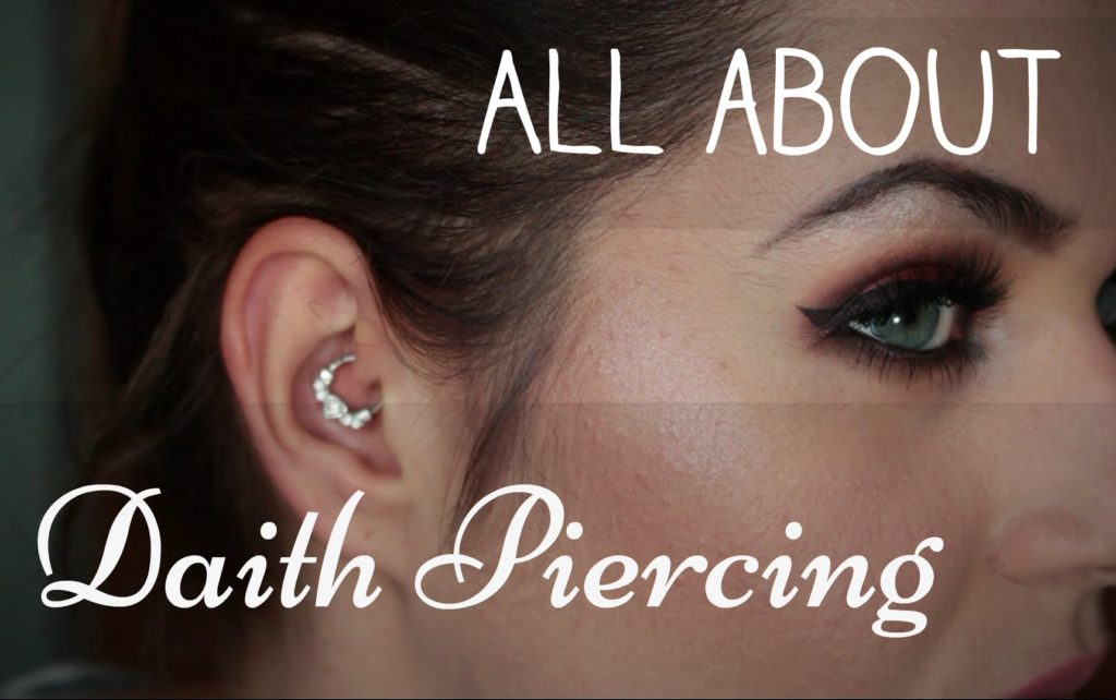 My Experience - Daith Piercing