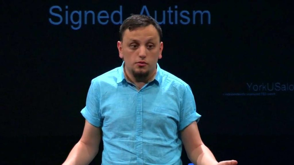 Dear Society… Signed, Autism