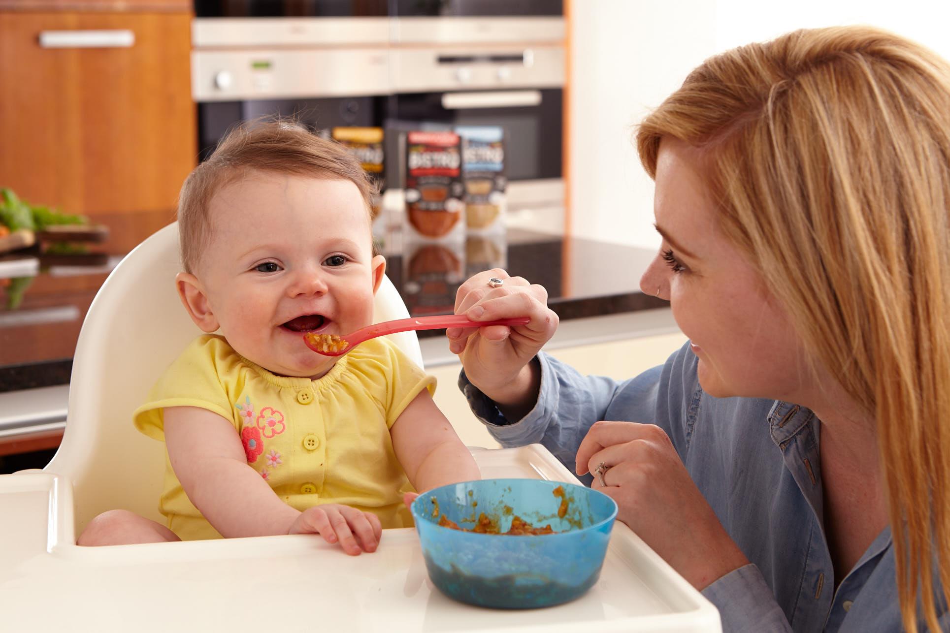 Diet and speech development