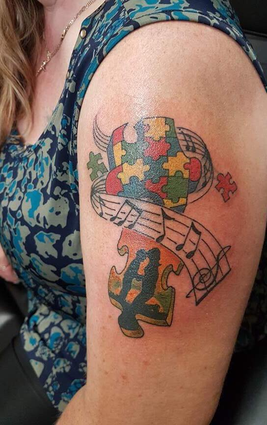 Thinking Of Getting A Tattoo To Honor The Autism Community Well