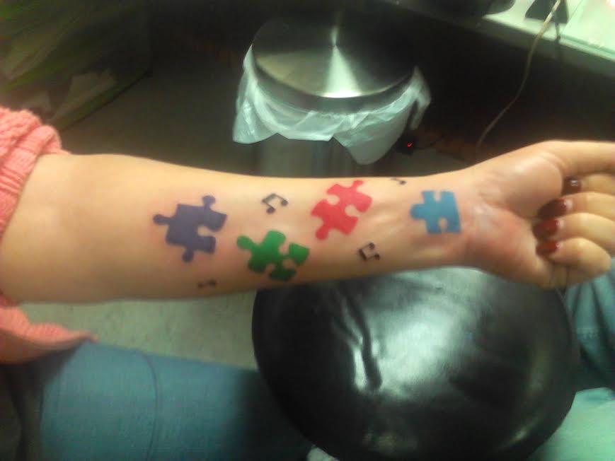autism tattoos – Page 2 – Patient Talk