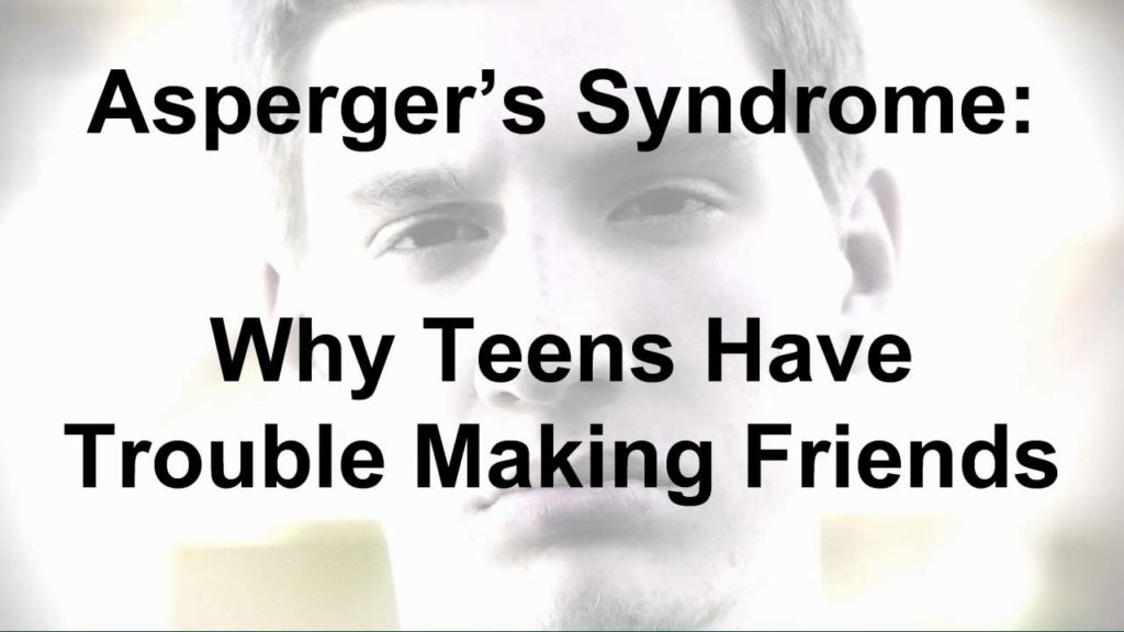 Dating man with asperger s syndrome